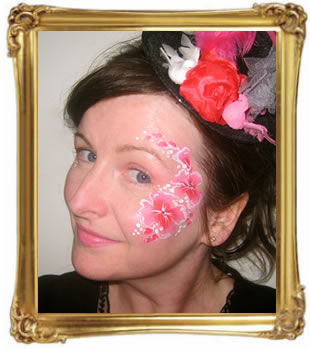 Lynn Fraser the face of Fantoosh, based in Pencaitland, covering Edinburgh and the Lothians